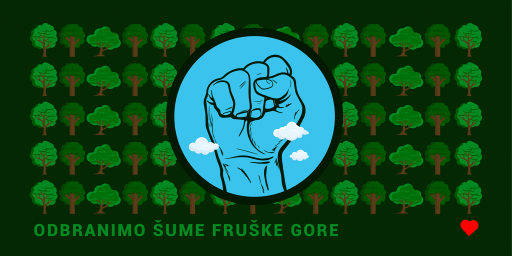 Građani imaju moć: Oni brane šume Fruške gore