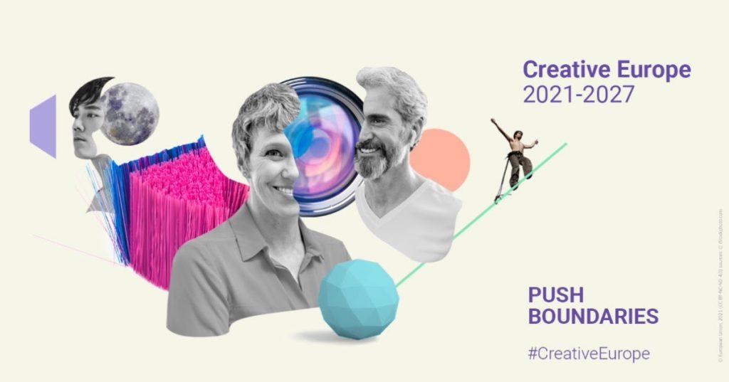 Počinje Kreativna Evropa 2021-2027.