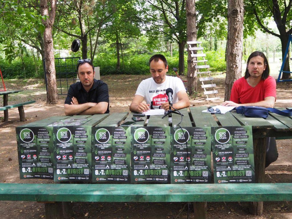 Teme ovogodišnjeg Festivala Ekoslavija: Ekologija, antifašizam i solidarnost, uz bogat muzički program