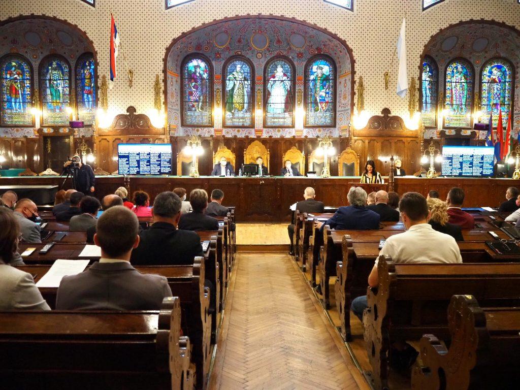 Skupština: I vlast i opozicija glasali za usvajanje završnog računa Grada Subotice