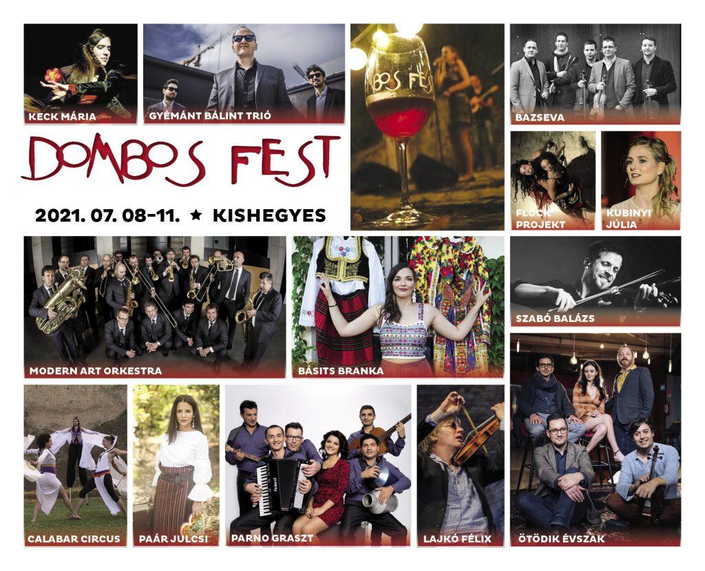 Mali Iđoš: Domboš Fest će od 8. do 11. jula biti domaćin najboljim muzičarima iz regiona