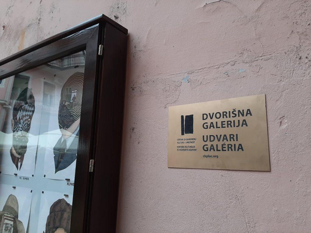 Dela slovenačkog umetnika Mateja Stupice u Dvorišnoj galeriji od 12. juna