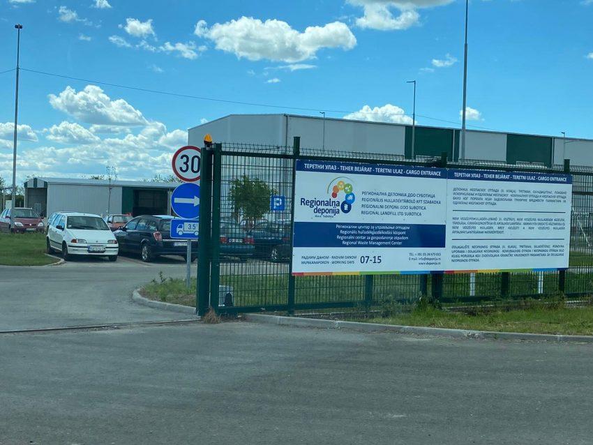 Subotica: Sporne javne nabavke koče Regionalnu deponiju