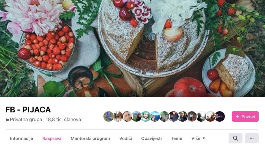 """""""FB – PIJACA"""" tokom epidemije okupila oko 20.000 Subotičana: Od hrane, preko humanitarnih igara do prijateljstava"""