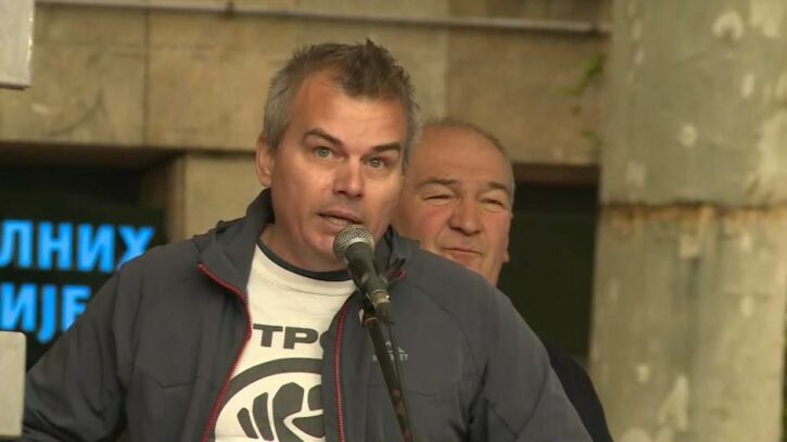 Darko Šper novi predsednik Granskog sindikata kulture umetnosti i medija Nezavisnost