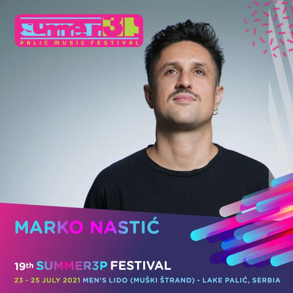"""Marko Nastić premijerno na Summer3p festivalu: """"Sa publikom na severu Vojvodine imam posebnu konekciju"""""""