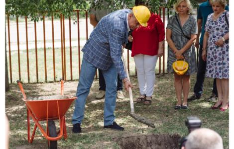 Počela izgradnja ambulante u naselju Prozivka u Subotici