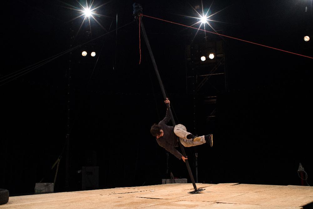 "Savremeni cirkuski performans ""Nestabilno"" na Paliću u petak, 3. septembra"