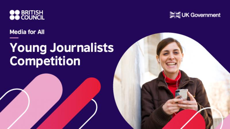 British Council otvorio prijave za takmičenje mladih novinara i novinarki sa Zapadnog Balkana