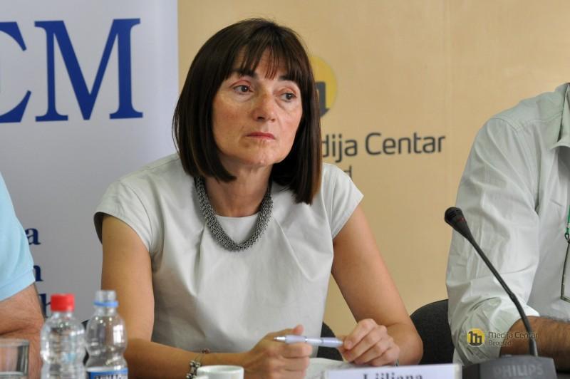 Smajlović napustila Komisiju za istragu ubistva novinara