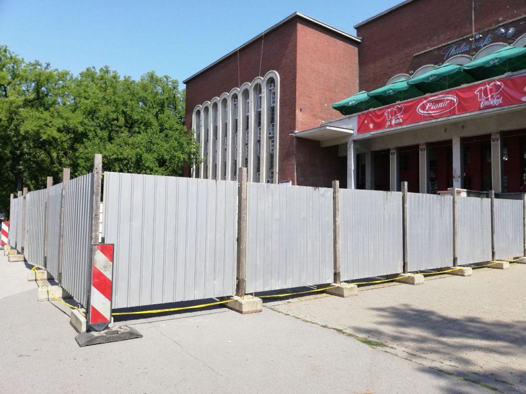 Spomenik kralju Petru Prvom Karađorđeviću biće postavljen ispred zgrade Sokolskog doma i biće visok 5,6 metara