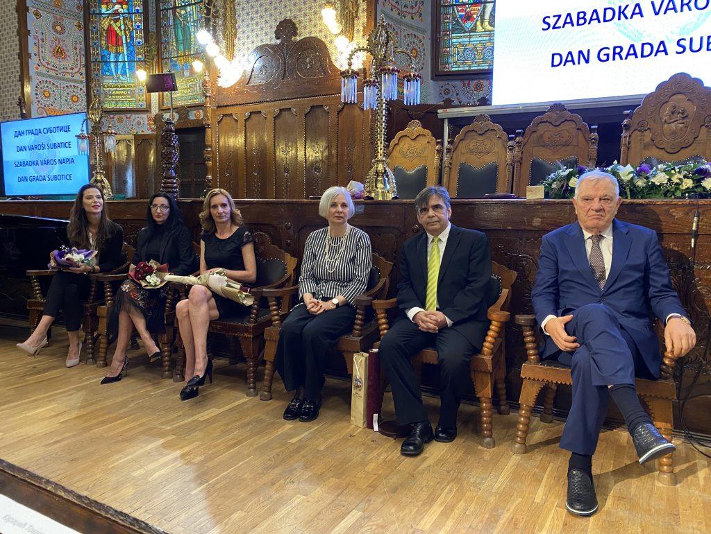 Dan grada – Proglašen Počasni građanin Subotice i dodeljena priznanja Pro Urbe: Subotica je najlepši grad za život