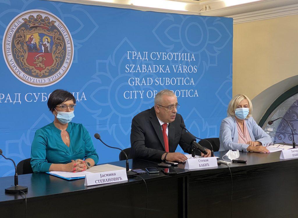 Gradonačelnik predstavio rezultate rada: Zavođenjem gvozdene discipline u budžetu obezbeđeno 303 miliona dinara