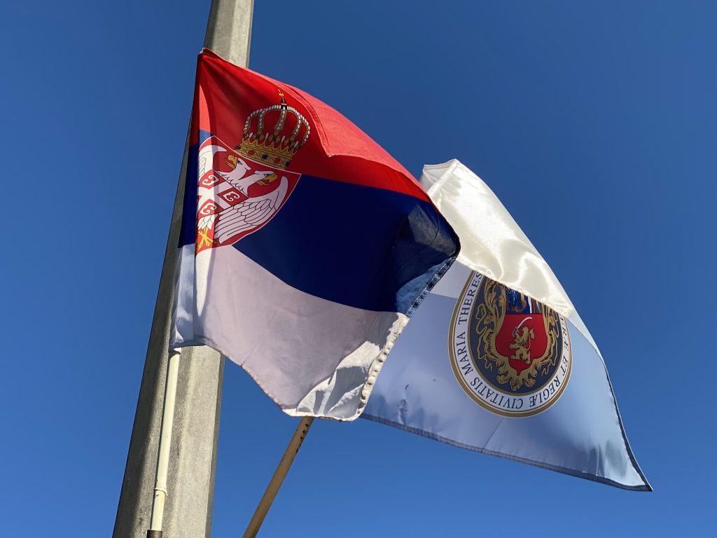 Danas se obeležava Dan srpskog jedinstva, slobode i nacionalne zastave: I Subotica okićena zastavama