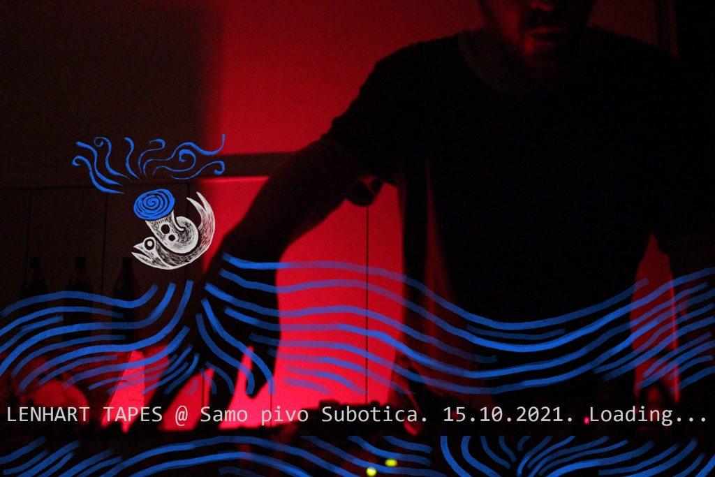 "Etnofest: U petak, 15. oktobra, Zajnal iz Budimpešte i Lenhart Tapes u pivnici ""Samo pivo"""